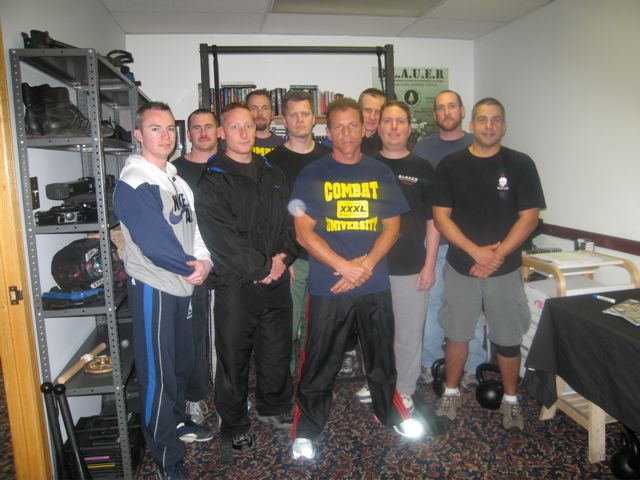 Group shot from Personal Defense Readiness Seminar #13
