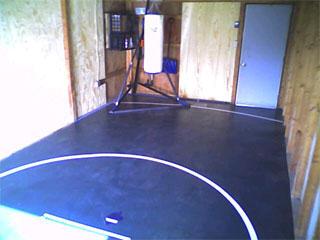 Bugeishako: Joker's Modular Martial Arts Training and Parking Facility