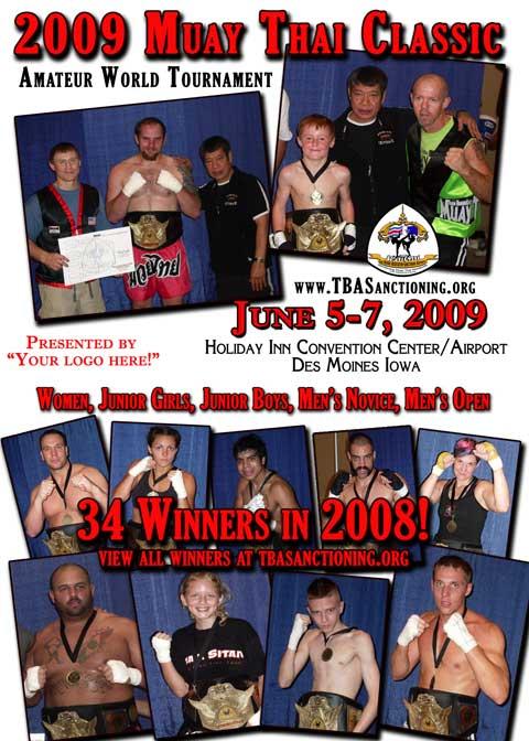 2009 TBA MTC Poster