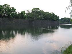 The Outerwall of the Imperial Palace